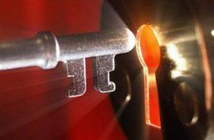 chiave serratura